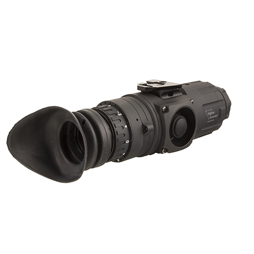 ir patrol thermal monocular m300w 19mm rifle mounted system